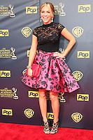 BURBANK - APR 26: Chrishell Stause at the 42nd Daytime Emmy Awards Gala at Warner Bros. Studio on April 26, 2015 in Burbank, California