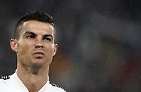 Calcio, Serie A: Juventus - Caglairi, Turin, Allianz Stadium, November 3, 2018.<br /> Juventus' Cristiano Ronaldo looks on prior to the Italian Serie A football match between Juventus and Cagliari at Torino's Allianz stadium, November 3, 2018.<br /> UPDATE IMAGES PRESS/Isabella Bonotto