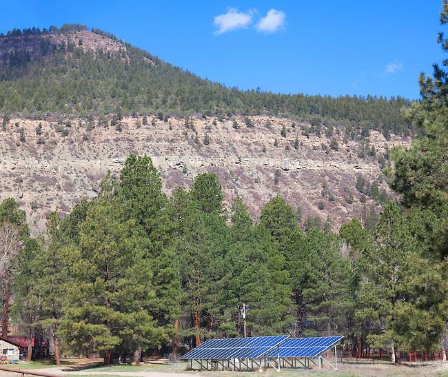 Solar Energy System, Durango, Colorado