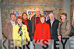 "Moll : Attending the opening night of John B Keane'e play ""Moll"" by the newly formed Fealeside Players, Listowel at St. John's Theatre, Listowel on +Sunday night last were Brian McCarthy, Mary Flahive, Anne & John Woods & Conor & Anne Heaphy."