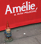 Amelie Gnome attends the Broadway Opening Night performance of 'Amelie' at the Walter Kerr Theatre on April 3, 2017 in New York City