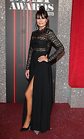 Lucy Pargeter at The British Soap Awards 2019 arrivals. The Lowry, Media City, Salford, Manchester, UK on June 1st 2019<br /> CAP/ROS<br /> ©ROS/Capital Pictures