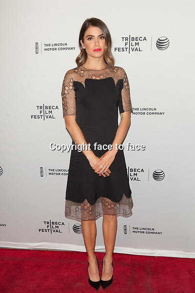NEW YORK, NY - APRIL 24: Nikki Reed attends the premiere of 'Murder of a Cat' during the 2014 Tribeca Film Festival at SVA Theater on April 24, 2014 in New York City. <br />