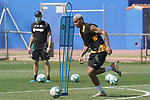 Getafe's Deyverson Da Silva during training session. May 25,2020.(ALTERPHOTOS/Acero)