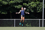 CARY, NC - JULY 20: Ashley Hatch. The North Carolina Courage held a training session on July 20, 2017, at WakeMed Soccer Park Field 3 in Cary, NC.
