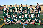 4-28-15, Huron High School boy's JV lacrosse team