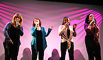 Performers at VintAGE - Celebrating Women Artists Over 40 - The New York Coalition of Professional Women in the Arts & Media, INC. in association with American Federation of Television & Radio Artists and the Screen Actors Guild presents VintAGE on March 1, 2010 at Peter Norton Symphony Space, New York City, New York. (Photo by Sue Coflin/Max Photos)