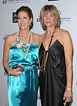 "Rita Wilson & Kate Capshaw at The Saks Fifth Avenue's ""Unforgettable Evening"" benefiting EIF's Women's Cancer Research Fund held at The Beverly Wilshire Hotel in Beverly Hills, California on February 10,2009                                                                     Copyright 2009 Debbie VanStory/RockinExposures"