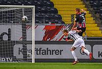 Goal scored, Tor zum 1:2 durch Nils Petersen (SC Freiburg)<br />  - 26.05.2020 Fussball 1.Bundesliga Spieltag 28, Eintracht Frankfurt  - SC Freiburg emspor, <br /> <br /> Foto: Jan Huebner/Pool/ Via Marc Schueler/Sportpics.de<br /> (DFL/DFB REGULATIONS PROHIBIT ANY USE OF PHOTOGRAPHS as IMAGE SEQUENCES and/or QUASI-VIDEO), Editorial use only. National and International News Agencies OUT
