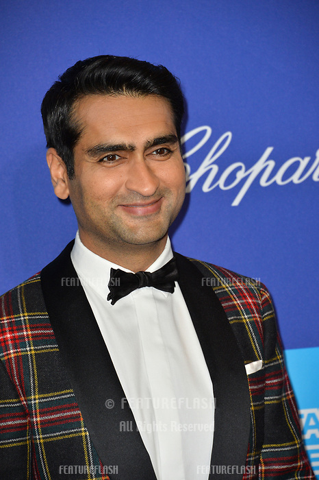 Kumail Nanjiani at the 2018 Palm Springs Film Festival Awards at Palm Springs Convention Center, USA 02 Jan. 2018<br /> Picture: Paul Smith/Featureflash/SilverHub 0208 004 5359 sales@silverhubmedia.com