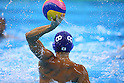 Yuki Kadono (JPN), <br /> AUGUST 14, 2016- Water Polo : <br /> Men's Preliminary Round group A<br /> match between Serbia - Japan <br /> at Olympic Aquatics Stadium<br /> during the Rio 2016 Olympic Games in Rio de Janeiro, Brazil. <br /> (Photo by Yohei Osada/AFLO SPORT)