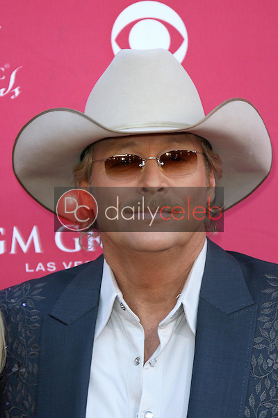 Alan Jackson<br />at the 44th Annual Academy of Country Music Awards. MGM Grand Garden Arena, Las Vegas, NV. 04-05-09<br />Dave Edwards/DailyCeleb.com 818-249-4998