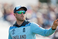 Liam Dawson (England) during England vs New Zealand, ICC World Cup Cricket at The Riverside Ground on 3rd July 2019