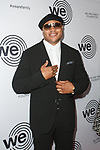 LL Cool J arrives at the We Are Family Foundation 2018 celebration gala at the Hammerstein Ballroom in New York City, on April 27 2018.