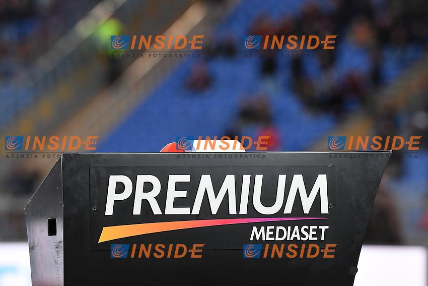 Mediaset Premium <br /> Roma 18-02-2017 Stadio Olimpico Football Calcio Serie A 2016/2017 <br /> AS Roma - Torino Foto Andrea Staccioli / Insidefoto