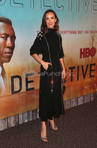LOS ANGELES, CA - JANUARY 10: Jodi Balfour at the Los Angeles Premiere of HBO's True Detective Season 3 at the Directors Guild Of America in Los Angeles, California on January 10, 2019. Credit: Faye Sadou/MediaPunch