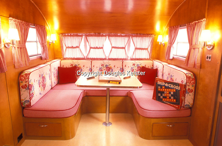 Spartanette Interior<br />