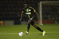 Bevis Mugabi of Yeovil Town during Colchester United vs Yeovil Town, Sky Bet EFL League 2 Football at the JobServe Community Stadium on 2nd October 2018