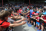 NELSON, NEW ZEALAND - OCTOBER 19: Mitre 10 Cup Semi Final Tasman v Auckland game on October 19 at Lansdowne Park 2019 in Blenheim, New Zealand. (Photo by:  Shuttersport Limited)