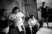 Krotoszyn 04.09.2010 Poland<br /> Poles do not know much about sumo. Japan's national sport remains a mystery, except for the image of the very big and fat sumo wrestlers. However Polish sumo wrestlers have been, for many years, classified among world's leading sportsmen in this field. Since 1995 more and more followers join the sumo sections, fascinated with the art of fighting on the clay dohyo.<br /> Photo: Adam Lach / Napo Images<br /> <br /> Polacy niewiele wiedza o sumo. Narodowy sport Japonii to wciaz tajemnica. Kojarzy sie jedynie z wielkimi i grubymi mezczyznami. Jednak zawodnicy z Polski od lat naleza do swiatowej czolowki w tej dyscyplinie. Od 1995 roku w sekcjach sumo przybywa zawodnik&oacute;w zafascynowanych zmaganiami na glinianym dohyo.<br /> Fot: Adam Lach / Napo Images