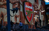 General view outside of the Stadium during the Carabao Cup match between Arsenal and Norwich City at the Emirates Stadium, London, England on 24 October 2017. Photo by Carlton Myrie.