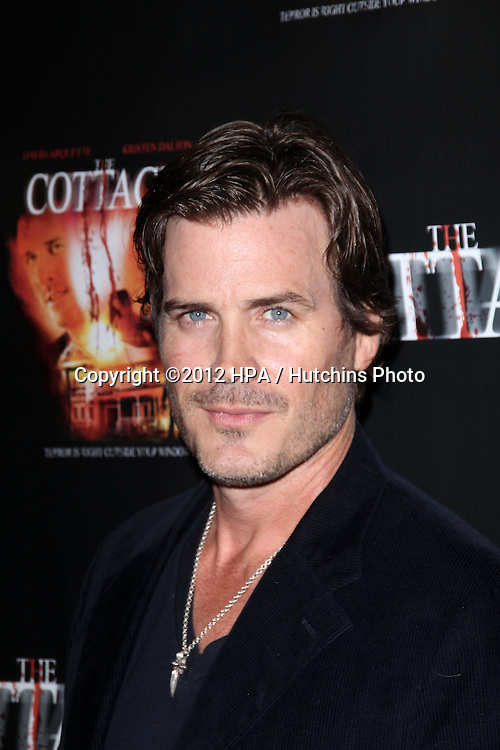 """LOS ANGELES - SEP 28:  Victor Browne arrives at the """"Cottage"""" Premiere at Academy of Motion Pictures Arts and Sciences on September 28, 2012 in Beverly Hills, CA"""