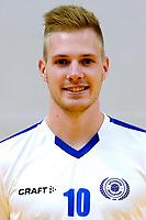 GRONINGEN - Volleybal, selectie Lycurgus 2018-2019, 26-09-2018,  Lycurgus speler Steven Ottevanager