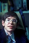 STEPHEN HAWKING 1980S