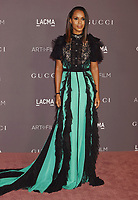 LOS ANGELES, CA - NOVEMBER 04: Actor Kerry Washington attends the 2017 LACMA Art + Film Gala Honoring Mark Bradford and George Lucas presented by Gucci at LACMA on November 4, 2017 in Los Angeles, California.<br /> CAP/ROT/TM<br /> &copy;TM/ROT/Capital Pictures