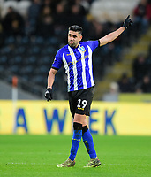 Sheffield Wednesday's Marco Matias<br /> <br /> Photographer Chris Vaughan/CameraSport<br /> <br /> The EFL Sky Bet Championship - Hull City v Sheffield Wednesday - Saturday 12th January 2019 - KCOM Stadium - Hull<br /> <br /> World Copyright © 2019 CameraSport. All rights reserved. 43 Linden Ave. Countesthorpe. Leicester. England. LE8 5PG - Tel: +44 (0) 116 277 4147 - admin@camerasport.com - www.camerasport.com