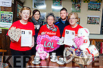 WHO'D LOVE A COFFEE: Members of The Listowel/North Kerry branch of Multiple Sclerosis will be holding a St Valentine's Day Coffee Morning on Saturday, February 11th in Tomaisin's at 11am.