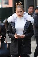 Jennifer Lopez sighting 051018