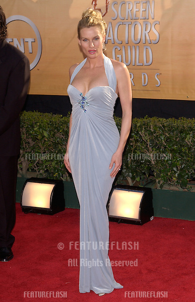 Feb 06, 2005: Los Angeles, CA: NICOLETTE SHERIDAN at the 11th Annual Screen Actors Guild Awards at the Shrine Auditorium.
