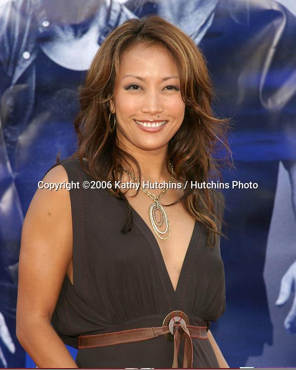 "Carrie-Ann Innaba.""Miami Vice"" Premiere.Mann's Village Theater.Westwood, CA.July 20, 2006.©2006 Kathy Hutchins / Hutchins Photo...."