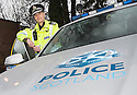 Police Scotland : Trunk Roads Patrol Group