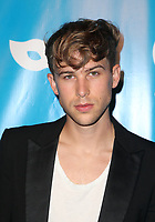 LOS ANGELES, CA - OCTOBER 27: Tommy Dorfman, at UNICEF Next Generation Masquerade Ball Los Angeles 2017 At Clifton's Republic in Los Angeles, California on October 27, 2017. Credit: Faye Sadou/MediaPunch /NortePhoto.com