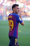 53e Trofeu Joan Gamper.<br /> Presentation 1st team FC Barcelona.<br /> Munir El Haddadi.