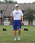 Selected images from the 2014 Manning Passing  Academy while serving as the official photographer on the campus of Nicholls State University in Thibodaux, LA.