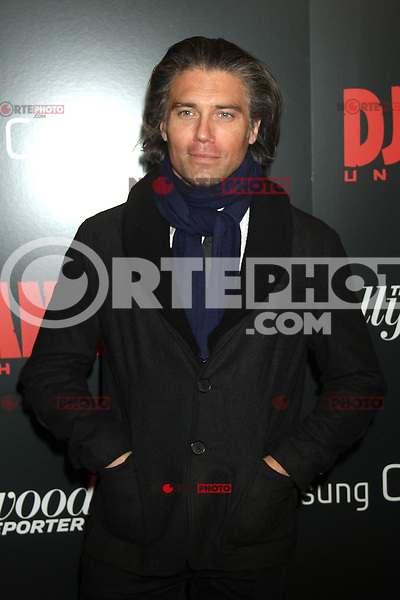 NEW YORK, NY - DECEMBER 11: Anson Mount at the Screening Of 'Django Unchained' at  the Ziegfeld Theater on December 11, 2012 in New York City.Credit: RW/MediaPunch Inc. /NortePhoto© /NortePhoto /NortePhoto