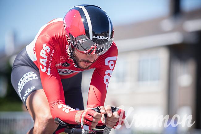Jelle Vanendert (BEL/Lotto Soudal)<br /> <br /> Baloise Belgium Tour 2017<br /> Stage 3: ITT Beveren - Beveren (13.4km)