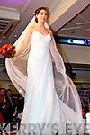 Models showcasing some beautiful wedding dresses at the Devon Inn Wedding Fayre on Sunday.