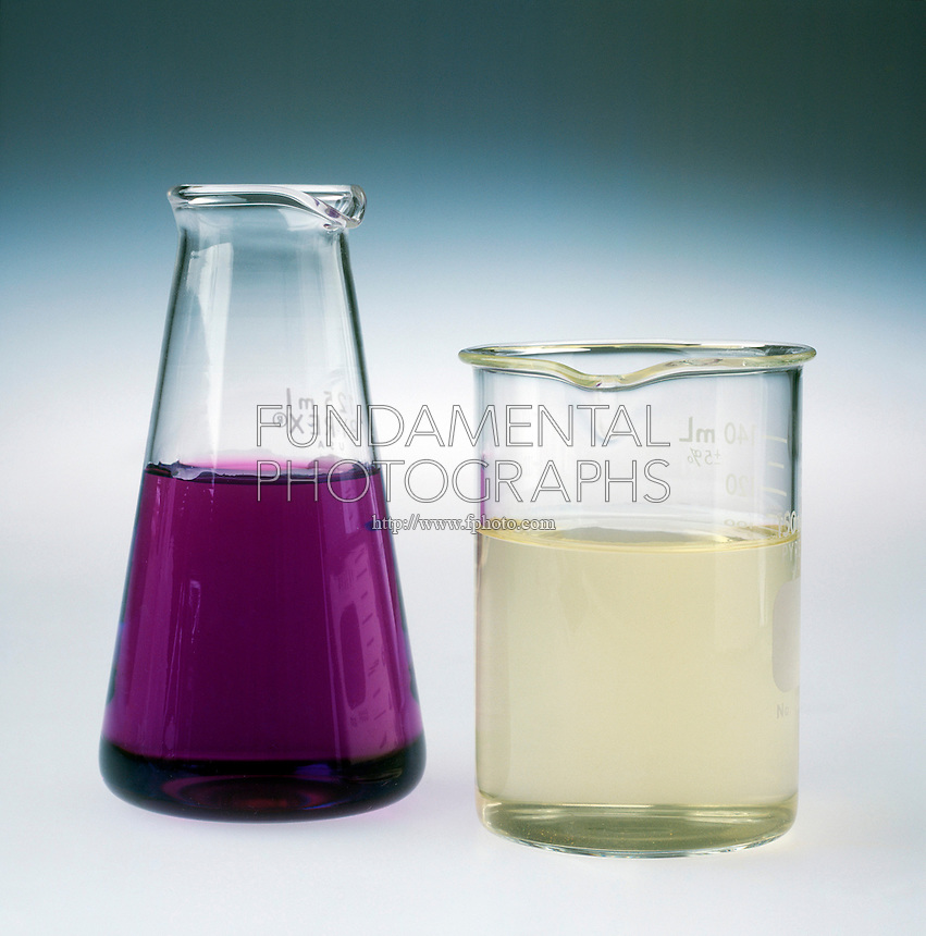IRON II CHLORIDE REDUCES POTASSIUM PERMANGANATE<br />