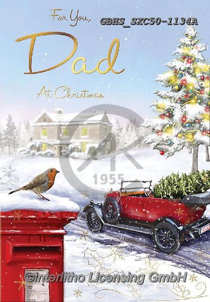 John, CHRISTMAS LANDSCAPES, WEIHNACHTEN WINTERLANDSCHAFTEN, NAVIDAD PAISAJES DE INVIERNO, paintings+++++,GBHSSXC50-1134A,#xl#
