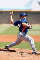 Robbie Ross - Texas Rangers 2009 Instructional League. .Photo by:  Bill Mitchell/Four Seam Images..