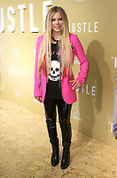 "08 May 2019 - Hollywood, California - Avril Lavigne. ""The Hustle"" Los Angeles Premiere held at the ArcLight Cinerama Dome. Photo Credit: Faye Sadou/AdMedia"