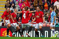 Manchester United Women v Manchester City Women - FAWSL Cup - 20.10.2019