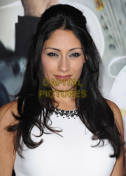 LOS ANGELES, CA - FEBRUARY 24 -Tehmina Sunny attends Universal Pictures' Non-Stop held at Regency Village Theatre in Westwood, California on February 24,2014                                                                               <br /> CAP/DVS<br /> &copy;DVS/Capital Pictures