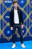 "Actor Manu Vega attends to presentation of ""El Continental"" during FestVal in Vitoria, Spain. September 03, 2018. (ALTERPHOTOS/Borja B.Hojas) /NortePhoto.com NORTEPHOTOMEXICO"