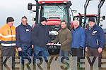 SPONSORS: Members of Buckley's Agri Listowel who were at the Abbeydorney Ploughing competition on the Corridon Family Land,Abbeydorney land, Abbeydorney on Sunday l-r: Mundy Hayes, Jack lawlor, Henry Buckley (sponsor), Donal Mulvihill(Buckley Agri), Michael Buckley and Tom O'Mahony.