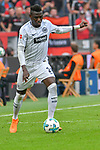 14.04.2018, BayArena, Leverkusen , GER, 1.FBL., Bayer 04 Leverkusen vs. Eintracht Frankfurt<br /> im Bild / picture shows: <br /> Danny da Costa (Frankfurt #24),   <br /> <br /> <br /> Foto &copy; nordphoto / Meuter